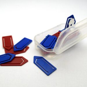Paper Clips With Box
