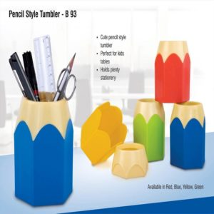 B93 – Pencil Style Tumbler