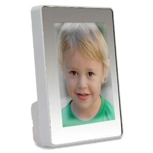 Magic Photo Frame with Mirror (10 LED) (Dual Power) (USB cable included)