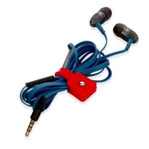 Cable tie organizer (silicon)