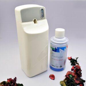 Auto-Fresh: Dc321 Auto Spray (Room Freshener) With Perfume Bottle