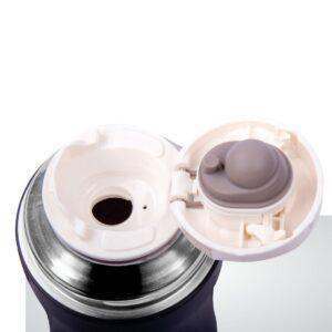 Curvy Bullet Vacuum flask (500 ml approx)