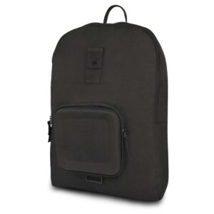 Folding backpack with hard case (single shell) by Castillo Milano