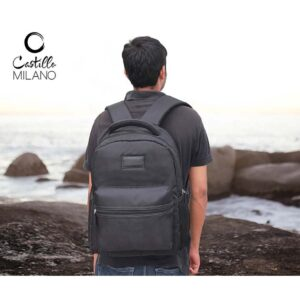 High Roller backpack – single partition by Castillo Milano